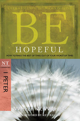 Picture of Be Hopeful (1 Peter)