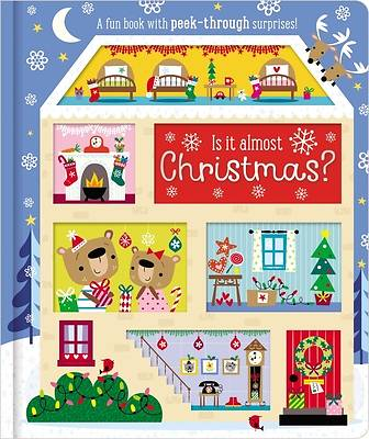 Board Book Is It Almost Christmas?