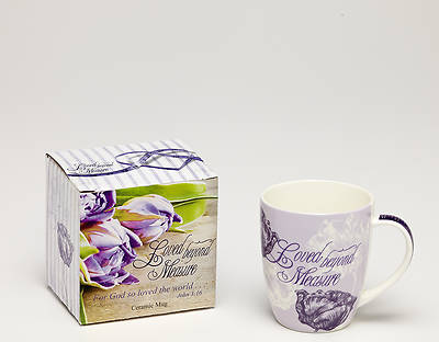 Picture of Loved Beyond Measure: Bone China Mug
