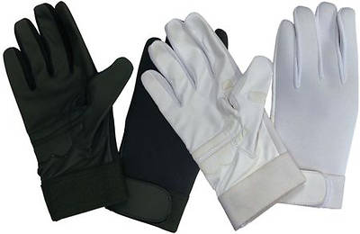 Picture of UltimaGlove 3 Handbell Gloves - White, Medium