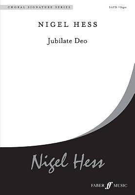 Picture of Jubilate Deo; SATB/Organ