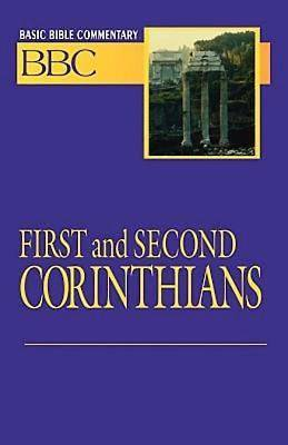 Picture of Basic Bible Commentary First and Second Corinthians