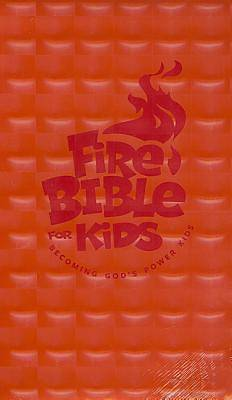 Fire Bible for Kids-NKJV