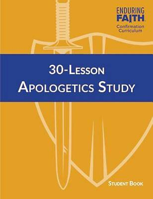 Picture of 30-Lesson Apologetics Study Student Book