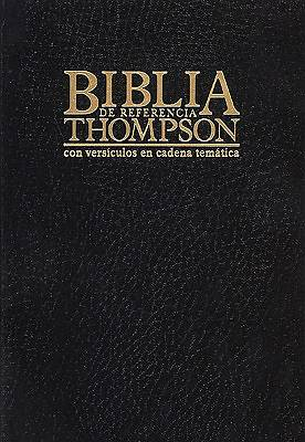 Biblia de Referencia Thompson-RV 1960