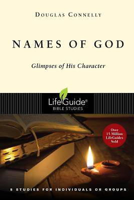 LifeGuide Bible Study - Names of God