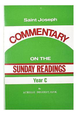 Sunday Commentary (Year C)