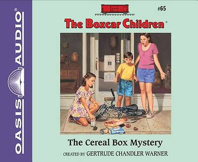 The Cereal Box Mystery (Library Edition)