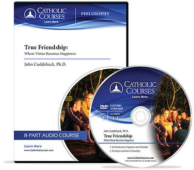Picture of True Friendship (Audio CD)