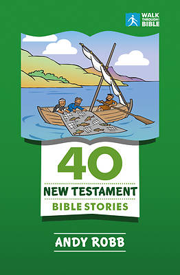 Picture of 40 New Testament Bible Stories