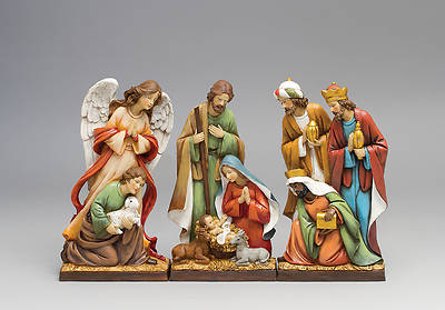 Nativity Mantle Set (3 Pieces)