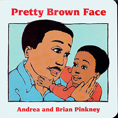 Picture of Pretty Brown Face