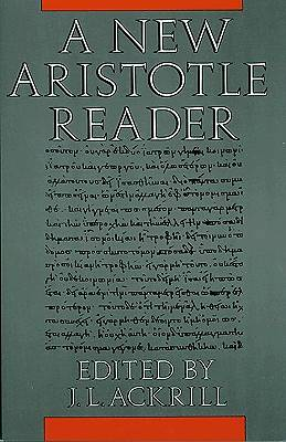 Picture of A New Aristotle Reader