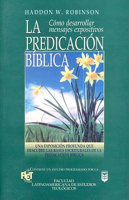 Picture of Predicacion Biblica, La