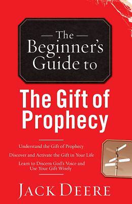 Picture of The Beginner's Guide to the Gift of Prophecy [ePub Ebook]