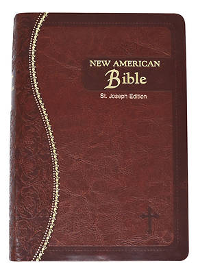 St. Joseph Medium Size Gift Bible-Nab