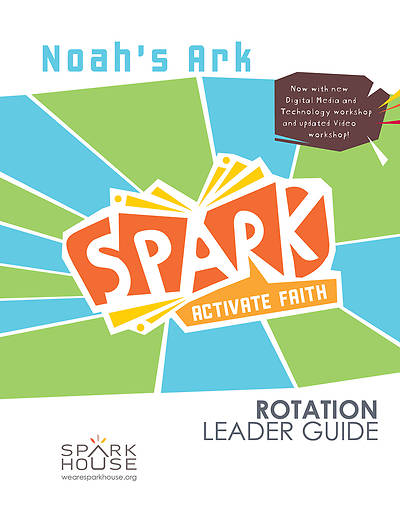Picture of Spark Rotation  Noahs Ark  Leader Guide