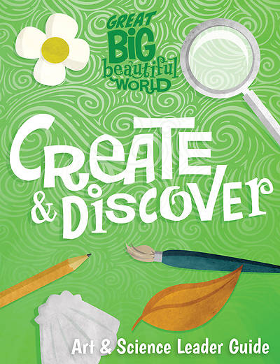 Picture of Vacation Bible School (VBS 2020) Great Big Beautiful World Create & Discover Guide