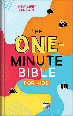 Picture of The One-Minute Bible for Kids