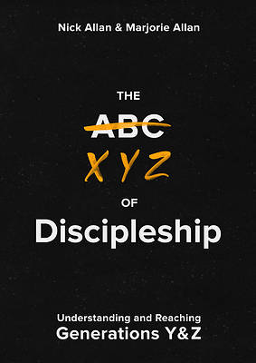 Picture of The Xyz of Discipleship