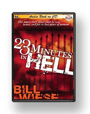 23 Minutes in Hell on Audio CD