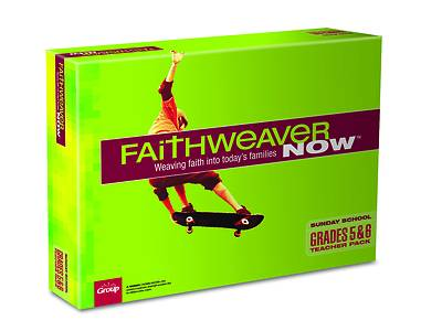 Picture of FaithWeaver Now Grades 5-6 Teacher Pack Winter 2020-2021