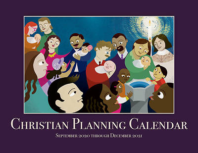 Picture of Christian Planning Calendar 2021