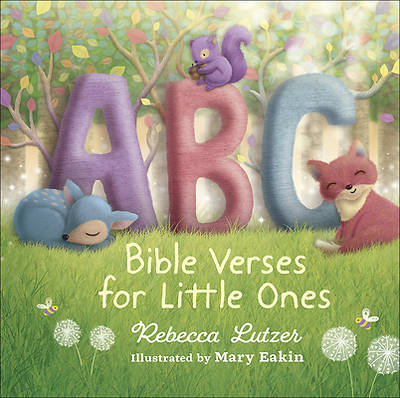 Picture of ABC Bible Verses for Little Ones