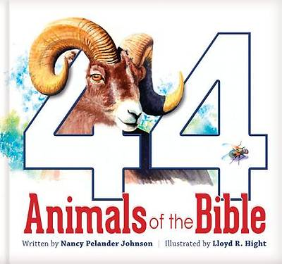 Picture of 44 Animals of the Bible