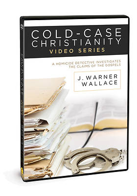 Picture of Cold-Case Christianity Video Series DVD
