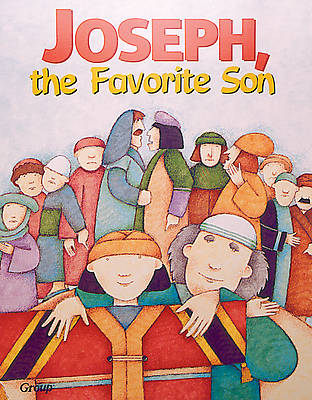 Picture of Group Hands on Bible Big Books, Age 5 & 6: Joseph, The Favorite Son