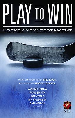 Play to Win Hockey New Testament-NLT