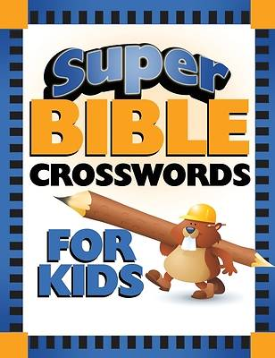 Picture of Super Bible Crosswords for Kids