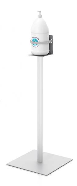 Picture of Hand Sanitizer Gallon Pump Dispenser Floor Stand