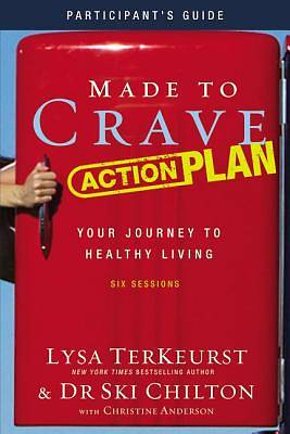 Picture of Made to Crave Action Plan Participant's Guide with DVD