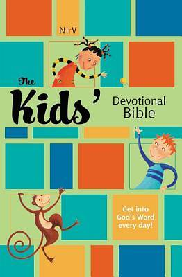 The Kids Devotional New International Readers Version Bible Hardcover