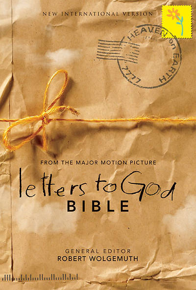 New International Version Letters to God Bible
