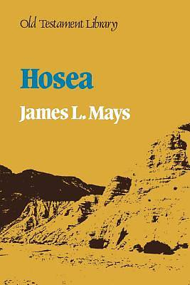 Hosea (Old Testament Library)