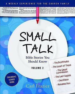 Table Talk Volume 2 - Small Talk Childrens Leader Guide