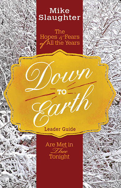Down to Earth Leader Guide - eBook [ePub]