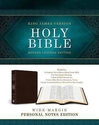 Picture of KJV Journaling Bible