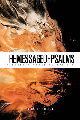 Picture of The Message of Psalms