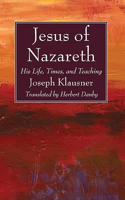 Picture of Jesus of Nazareth