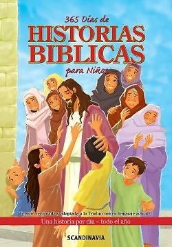 Picture of 365 Dias de Historias Biblicas Para Ninos