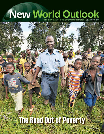 New World Outlook July-August 2009