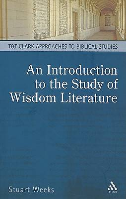 Introduction to the Study of Wisdom Literature
