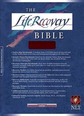 The Life Recovery Bible - New Living Translation