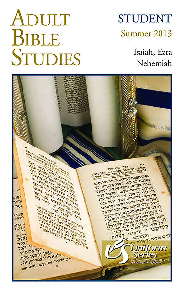 Adult Bible Studies Student Book Summer 2013 - eBook [ePub]