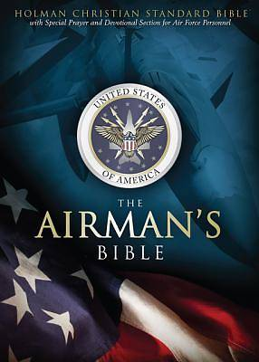 HCSB Heroes Bible - Airmans