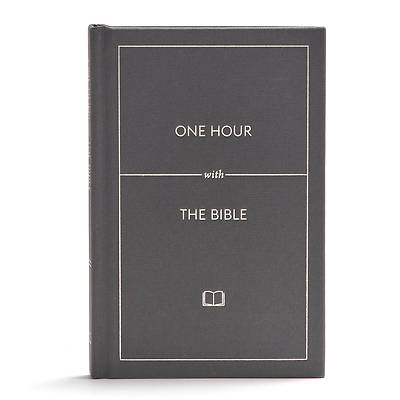 Picture of One Hour with the Bible
